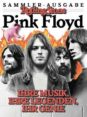 Pink Floyd - Rolling Stone (2014)