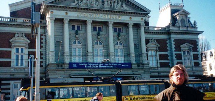 2001 Amsterdam Concert Gebouw
