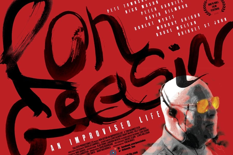 Ron Geesin: An Improvised Life (Poster)