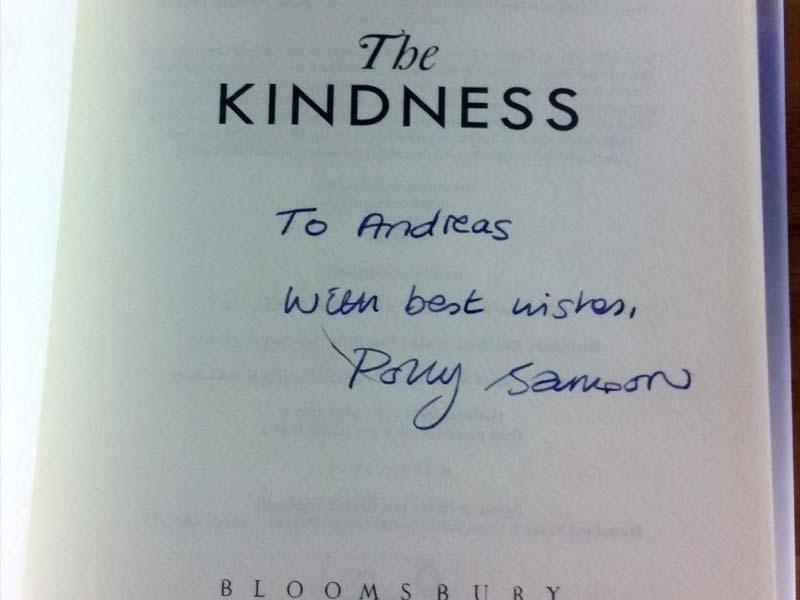 Polly Samson The Kindness