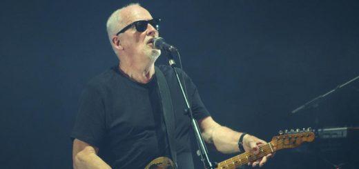 David Gilmour 25.9.2015 London