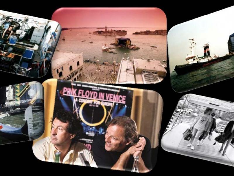 The Night Of Wonders – Pink Floyd A Venezia