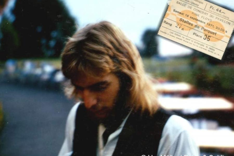Pink Floyd 18.9.1971 Montreux