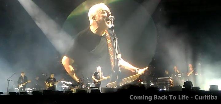David Gilmour 14.12.2015 Curitiba