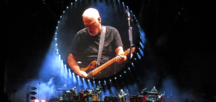David Gilmour 20.12.2015 Santiago De Chile