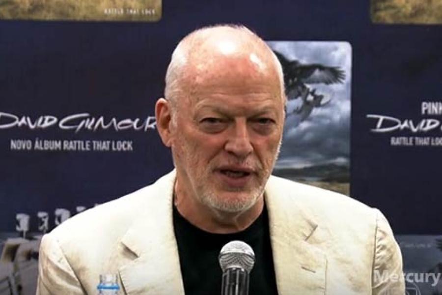 David Gilmour Sao Paulo