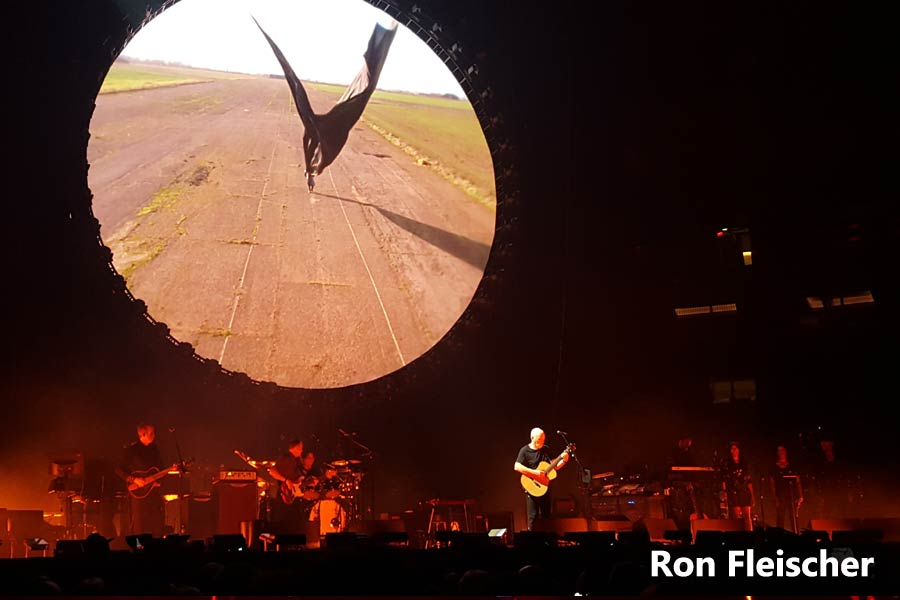 David Gilmour 11.4.2016 New York
