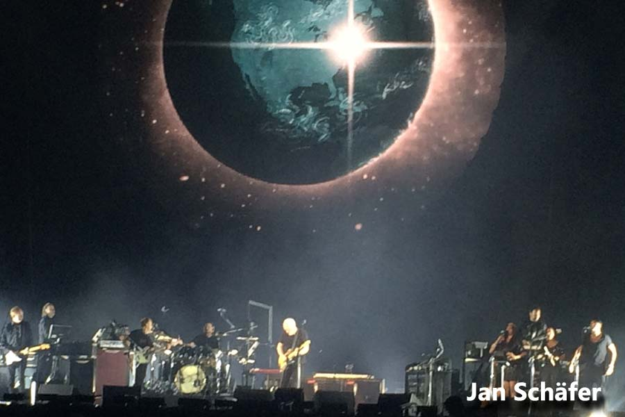David Gilmour 12.4.2016 New York