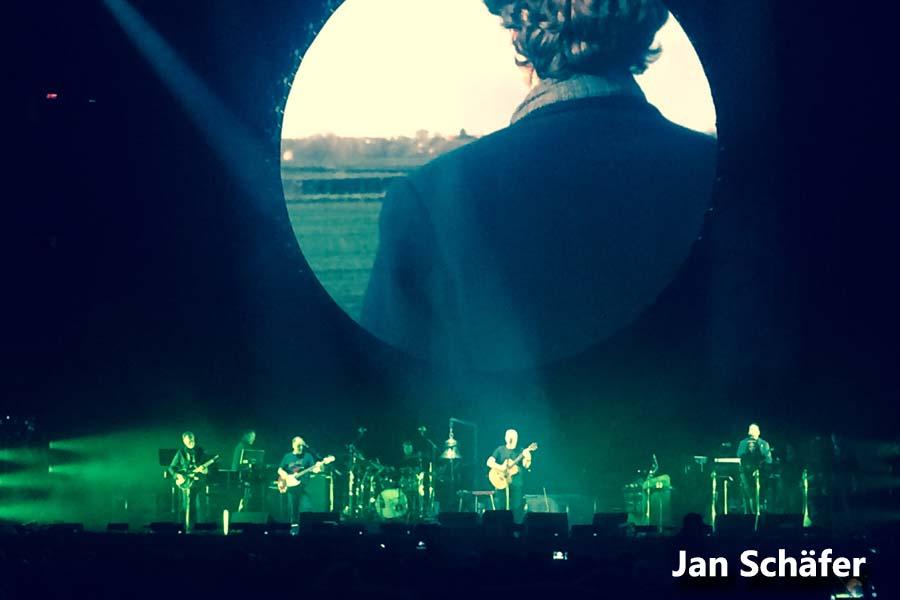 David Gilmour 12.4.2016 New York