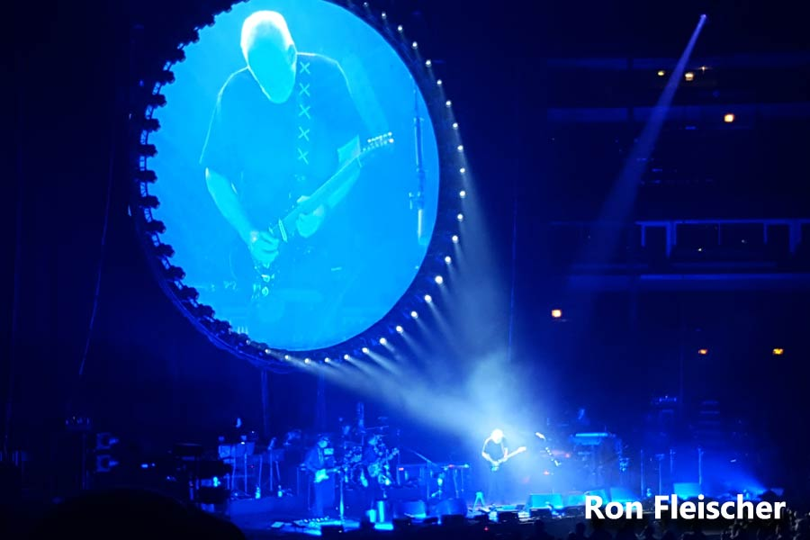 David Gilmour 4.4.2016 Chicago