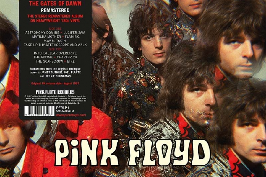 Pink Floyd Piper at the Gates of Dawn (2016)
