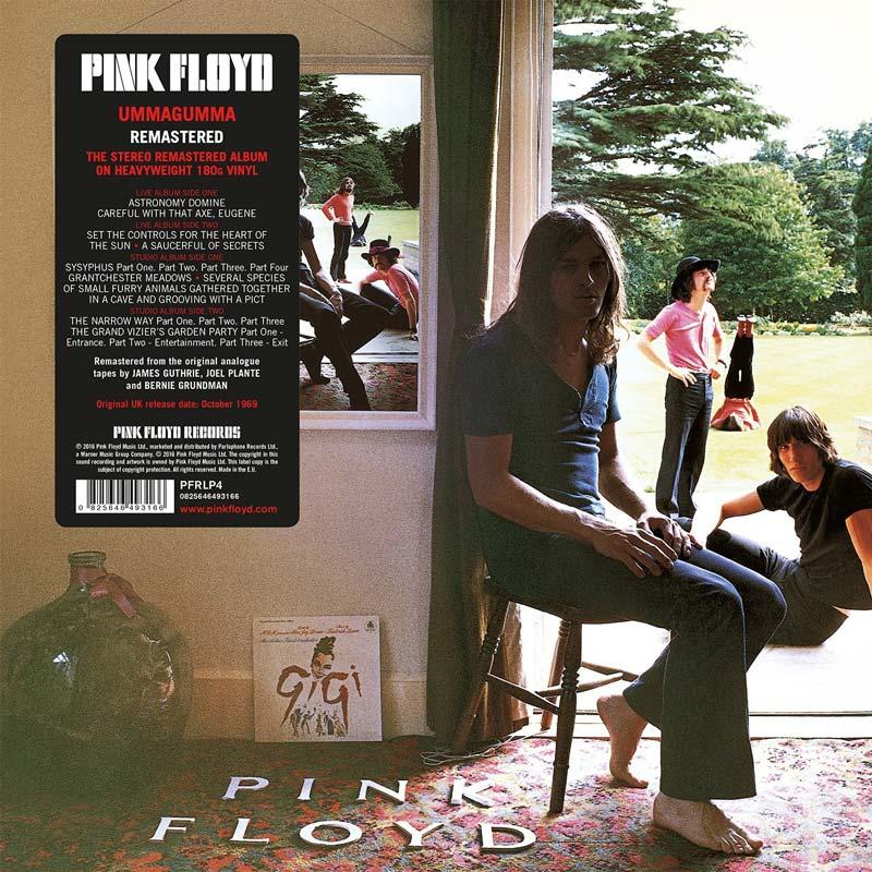 Pink Floyd - Ummagumma (2016)