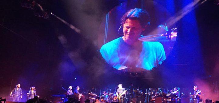 David Gilmour 25.6.2016 Wroclaw