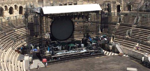 David Gilmour Nimes