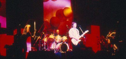David Gilmour 15.4.1984 Frankfurt Alte Oper