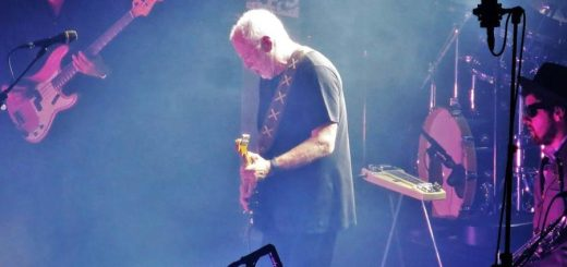 David Gilmour 23.9.2016 London Royal Albert Hall