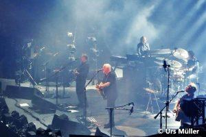 David Gilmour 23.9.2016 London Royal Albert Hall