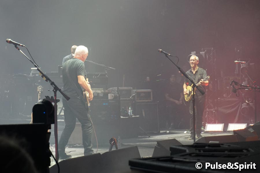 David Gilmour Konzert in der Royal Albert Hall