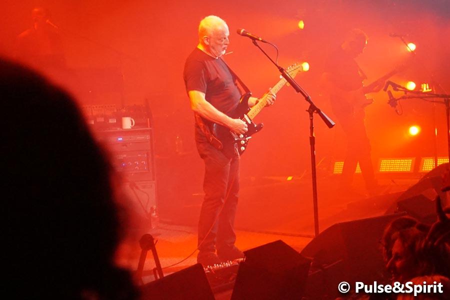 David Gilmour 28.9.2016 London