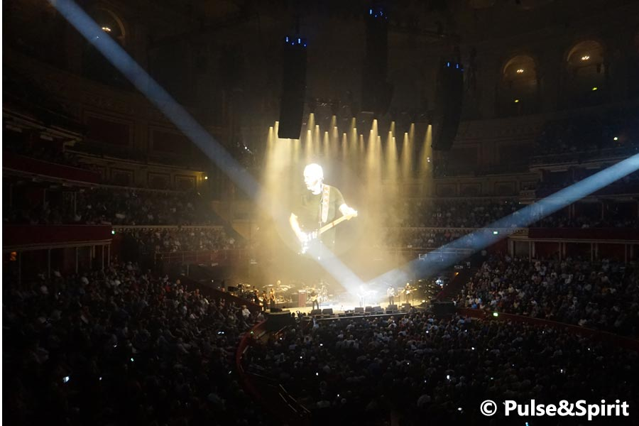 David Gilmour 29.9.2016 Royal Albert Hall