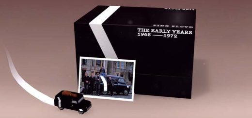 Pink Floyd The Early Years Box
