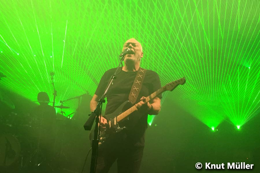David Gilmour Royal Albert Hall