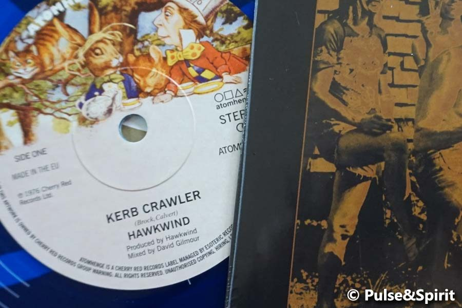 Hawkwind - Kerb Crawler Single
