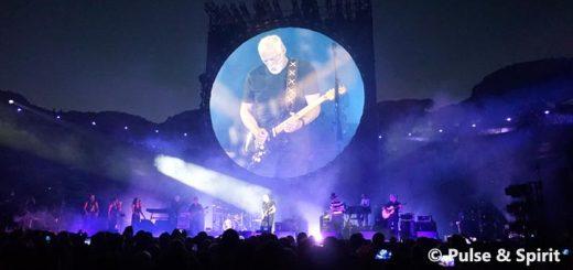 David Gilmour 7.7.2016 Pompeii