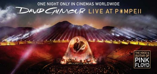 David Gilmour Pompeii Cinema