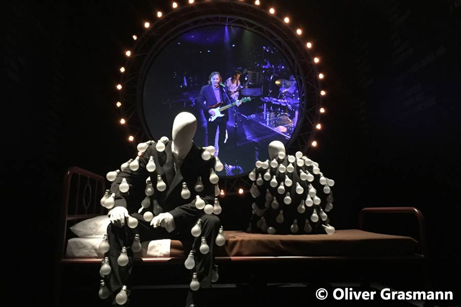 Pink Floyd Exhibition 22.5.2017