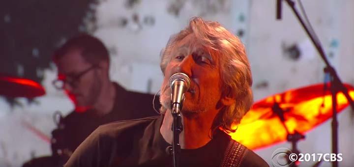 Roger Waters Déjà Vu Late Show