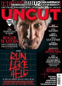 Roger Waters Cover Uncut Magazin