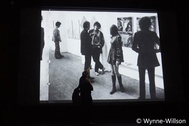 Floyd at 50: Syd Barrett & Peter Wynne Willson