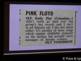 Floyd at 50: See Emily Play