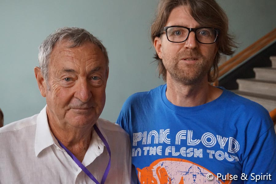 Floyd at 50: Nick Mason