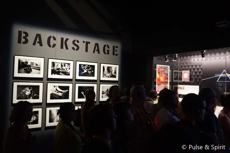 Pink Floyd Exhibition 18.6.2017
