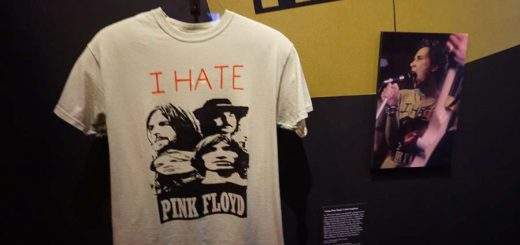 Pink Floyd Exhibition 18.6.2017