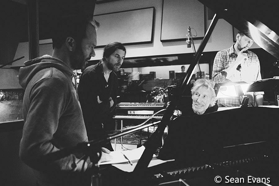 Roger Waters Studio