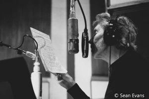 Roger Waters im Studio