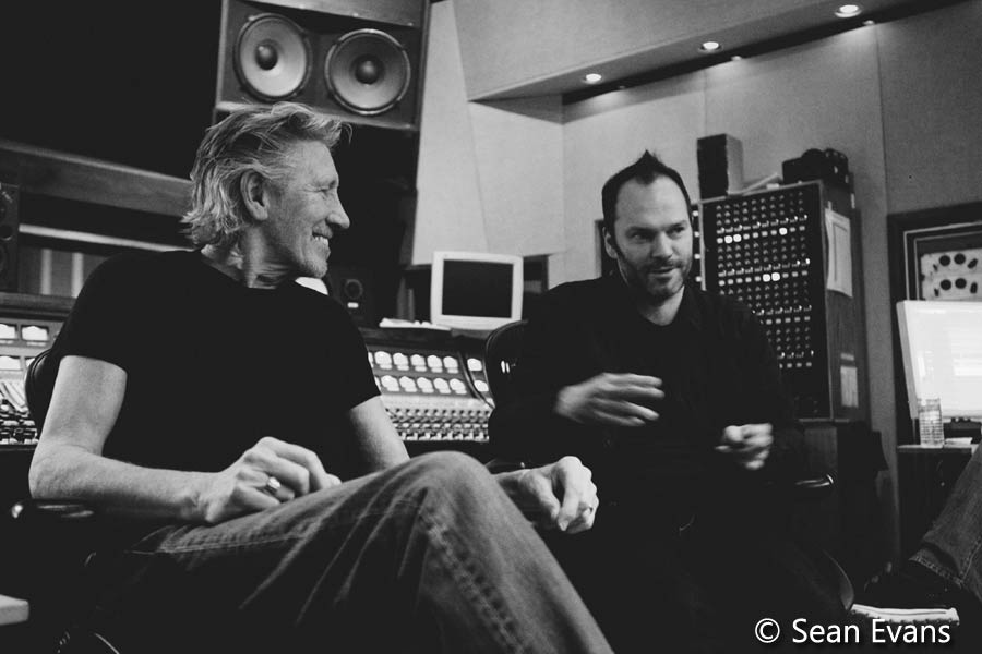 Roger Waters & Nigel Godrich