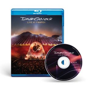 David Gilmour - Live at Pompeii Bluray