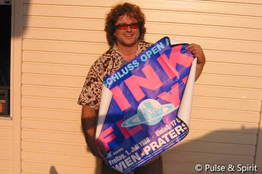 Konzertveranstalter Jeff Maxian