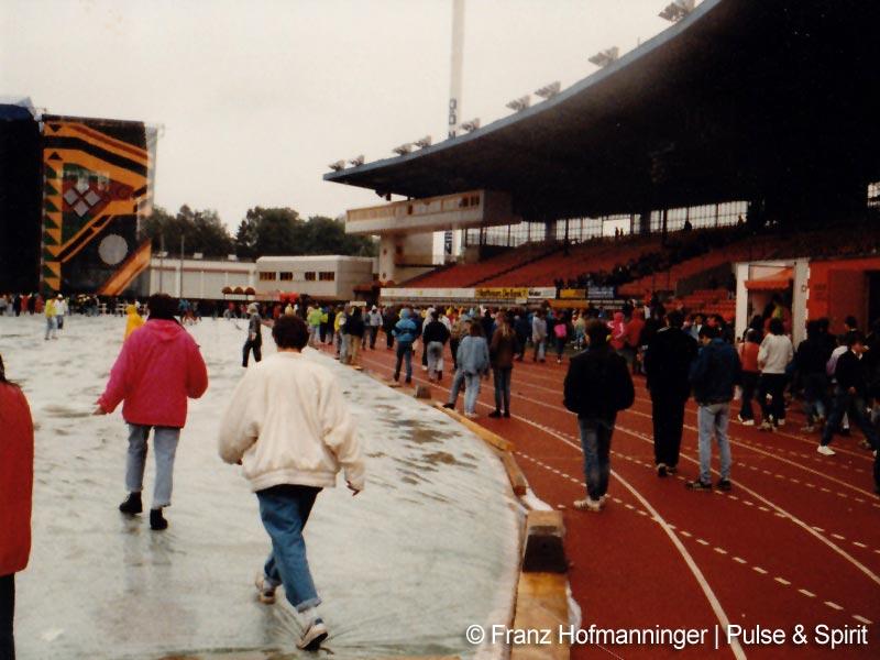Pink Floyd 23.6.1989 Linz Stadion