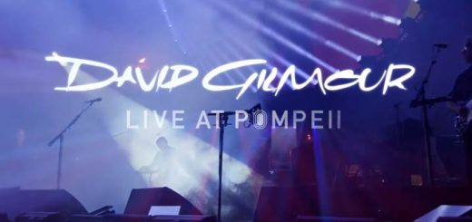 David Gimour Live at Pompeii Movie