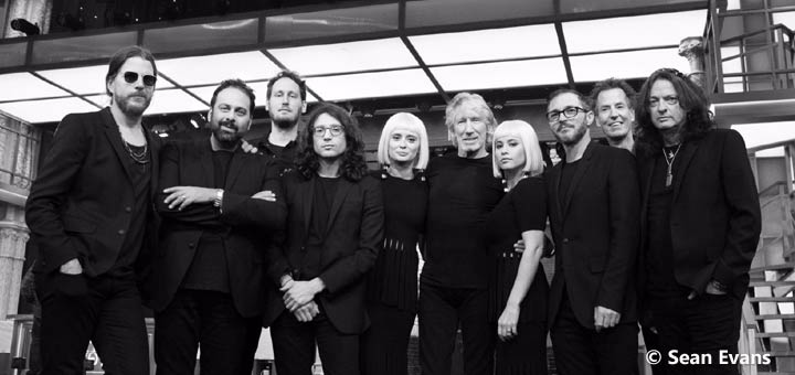 Roger Waters Band - Late Show