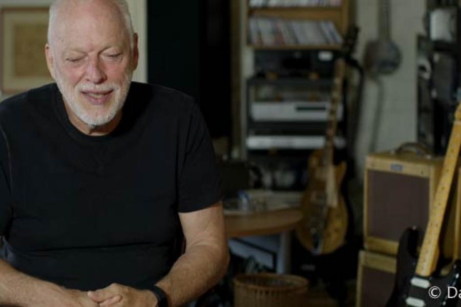 David Gilmour Live at Pompeii EPK