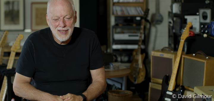 David Gilmour Live at Pompeii EPK