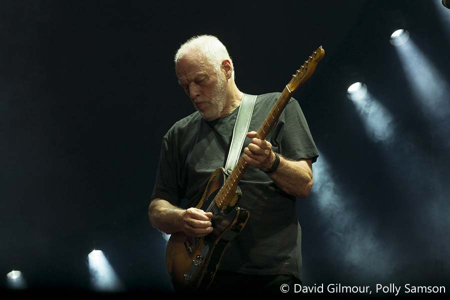 David Gilmour Live At Pompeii, Foto: Polly Samson