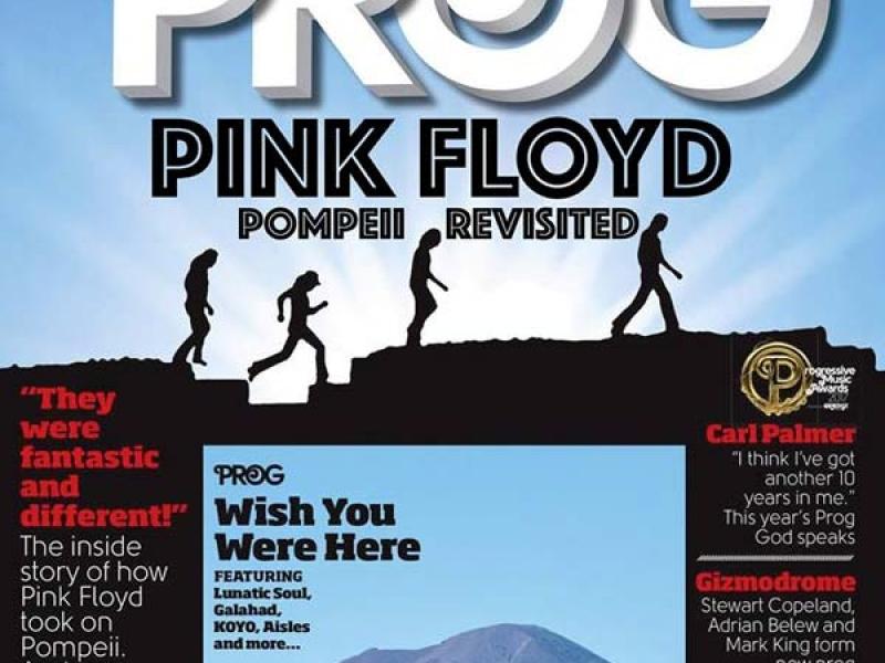 David Gilmour Prog 2017