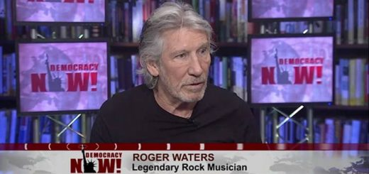 Roger Waters Democracy Now